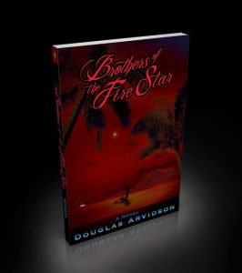 """""""Brothers of the Fire Star"""" Book Cover"""